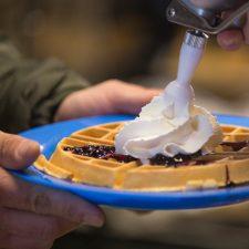 The Waffle Lady